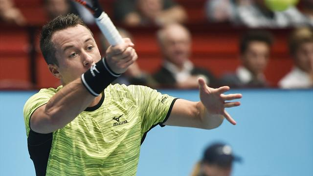 Kohlschreiber, Bautista Agut cruise into Dubai second round