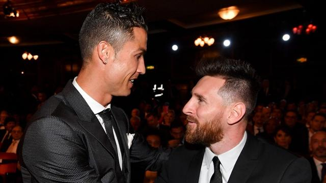 Messi and Ronaldo to watch River-Boca final together – reports