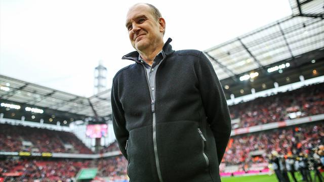 """Schmadtke über Köln: """"Es tut immer noch weh!"""""""