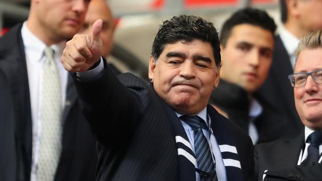 «Sampaoli est un charlatan» : Maradona se lâche sur le sélectionneur de l'Argentine