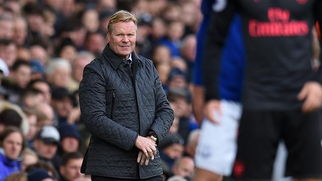 Koeman named as new Netherlands manager