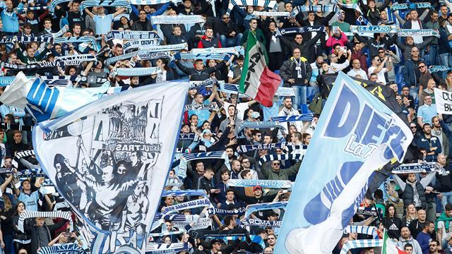 Фанатов «Лацио» отправят вконцлагерь