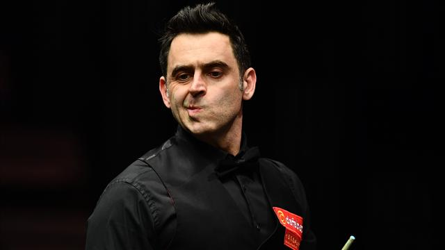 O'Sullivan hammers Georgiou, Higgins beats Cao Yupeng to reach last 32