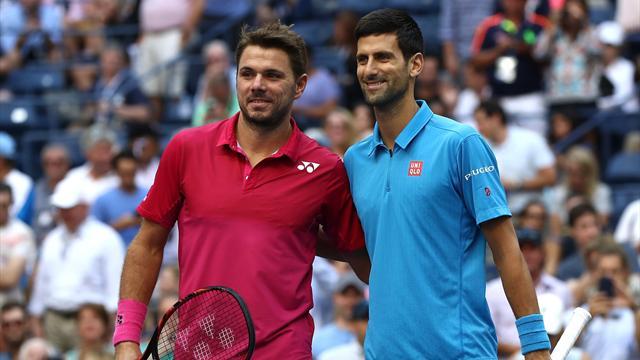 Джокович и Вавринка вернутся на корт на выставочном турнире в Абу-Даби