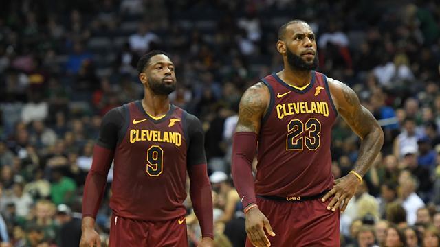 NBA, sorrisi per Cavs e LA Clippers