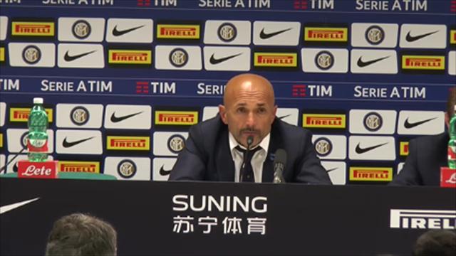 """Spalletti: """"La qualità stasera l'ha fatta vedere solo il Napoli"""""""