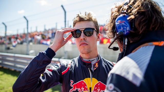 Команда «Формулы-1» «Торо Россо» исключила возможность возвращения Квята