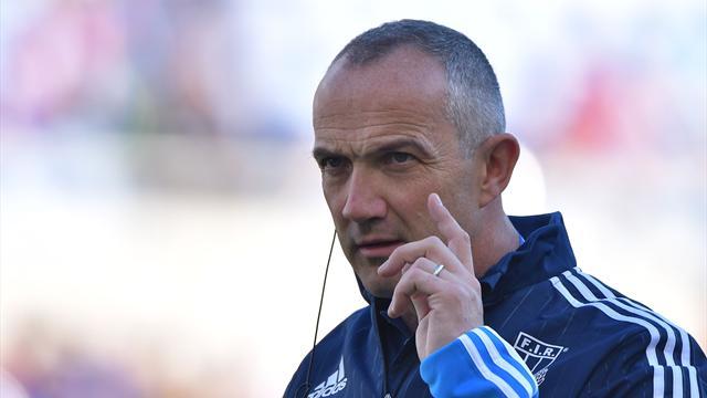"""O'Shea: """"Guardo al futuro, stiamo lavorando per portare l'Italia ad essere dove merita"""""""