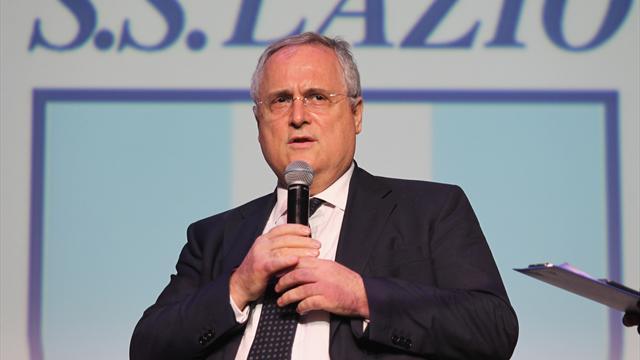 «Все это дерьма не стоит». Босс «Лацио» назвал кампанию против антисемитизма спектаклем