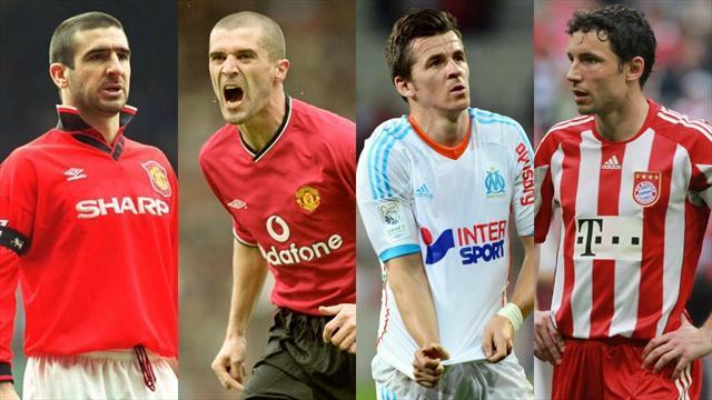 Cantona, Keane, Barton... L'interview Bad Boys d'Eric Di Meco