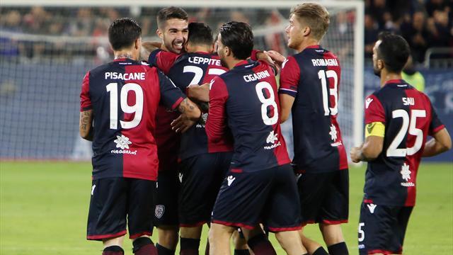 Calcio: Cagliari rimonta il Verona