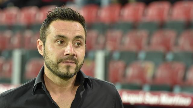 Sassuolo, ufficiale: Roberto De Zerbi è il nuovo allenatore