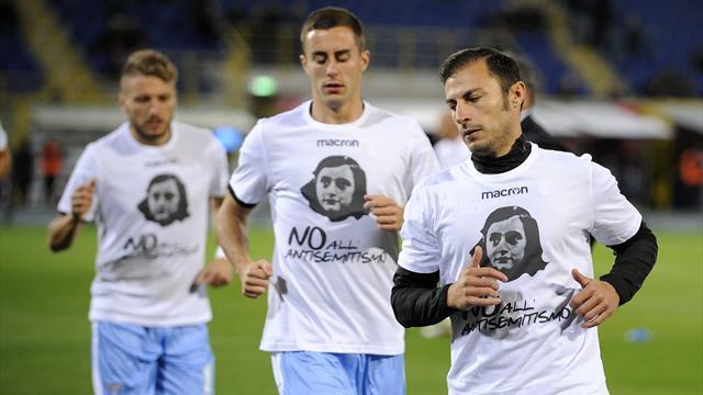 Après la polémique sur Anne Frank, nouveaux incidents autour des fans de la Lazio