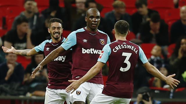 Ogbonna manda in estasi il West Ham ed elimina il Tottenham: Chelsea ai quarti con Rudiger