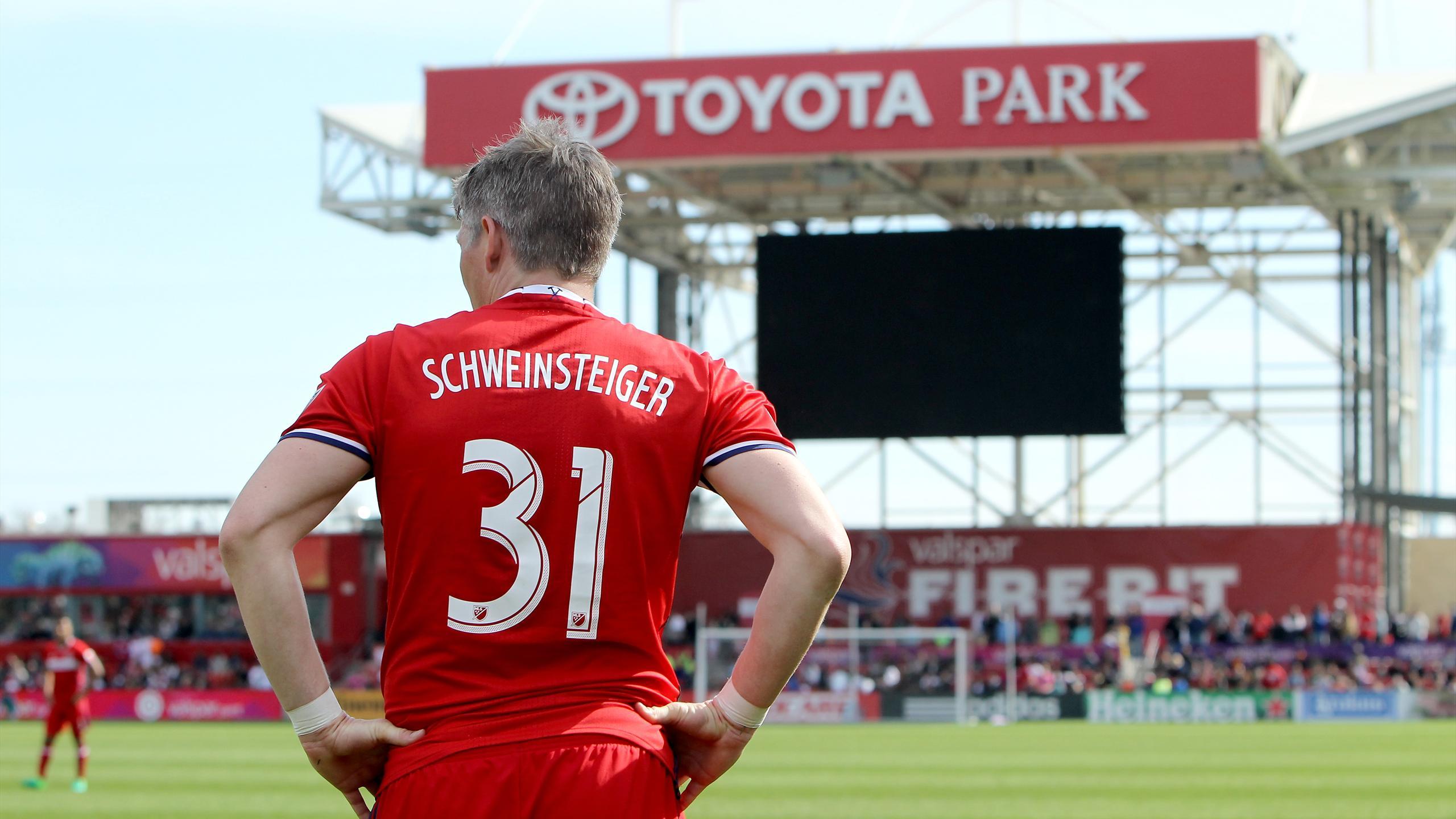 MLS: Trikot von Bastian Schweinsteiger Trikot am