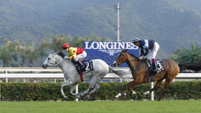 Look Eras wins Longines Cup Handicap at Hong Kong International Races Prelude Night