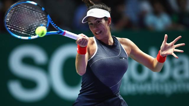 WTA Catar, Duan-Muguruza: Demasiado sufrimiento para recuperar la confianza (3-6 y 4-6)