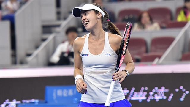 Мартина Хингис сообщила, что может гордиться собственной теннисной карьерой