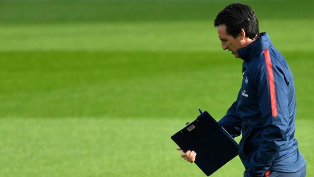 Emery a eu chaud : Al-Khelaïfi avait contacté deux entraîneurs pour le remplacer après Bayern-PSG