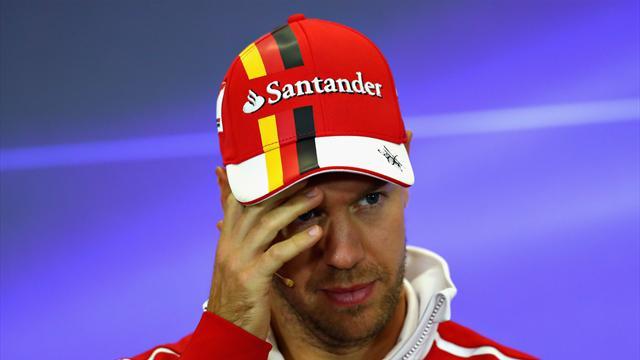 Mistero Ferrari: il telaio di Vettel sostituito in USA non era danneggiato!