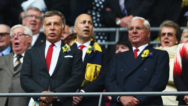 Kroenke set to take Arsenal full ownership 8 hours ago