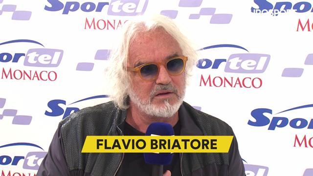 """Briatore : """"Le plus gentil ? Tous les pilotes sont gentils avec le patron"""""""