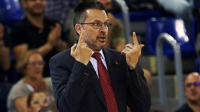 Pablo Prigioni dimite del Baskonia en plena rueda de presa postpartido