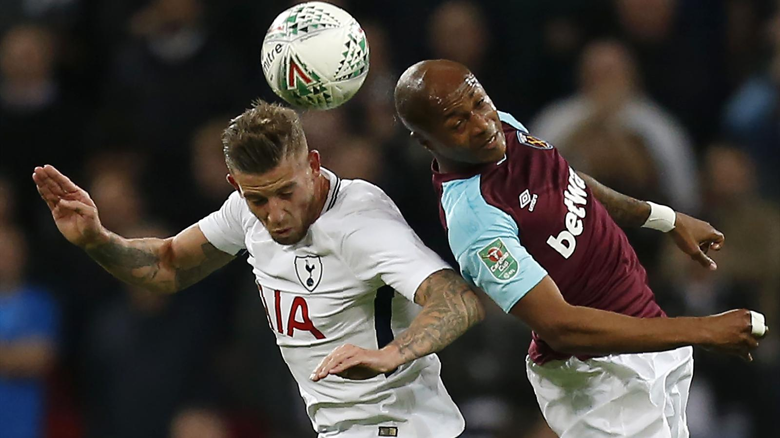 Toby Alderweireld West Ham Loss A Reality Check Premier
