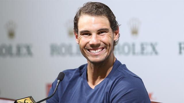 Nadal pour la forme, Tsonga et Gasquet pour l'assurance : le programme de mercredi