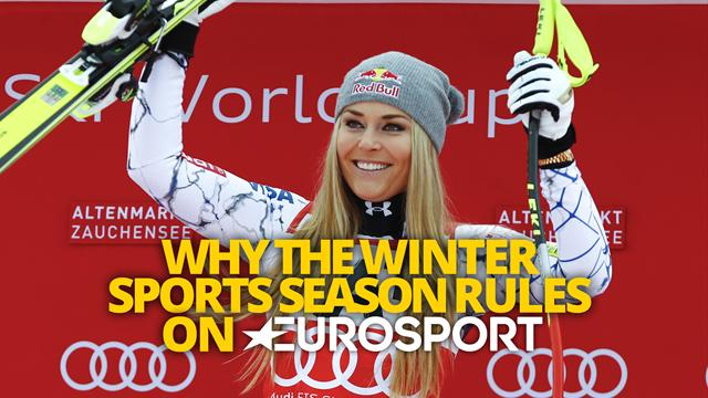 Why you can't afford to miss the Winter Sports season on Eurosport