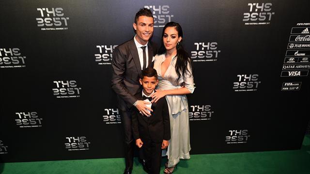 Роналду проинформировал имя своего будущего ребенка