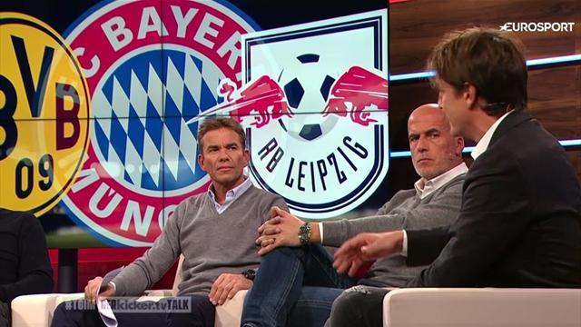 kicker.TV - Der Talk zu Bayern, Leipzig, BVB mit Knop, Frontzeck, Dutt & Sammer