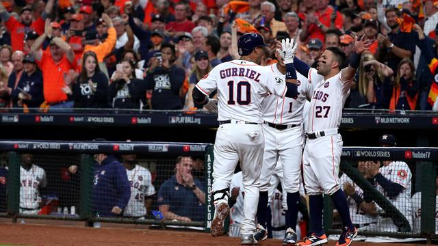 World Series: Il y aura un match 7 entre Dodgers et Astros