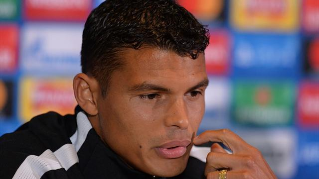 """L'auspicio di Thiago Silva: """"Vorrei finire la carriera nel PSG"""""""