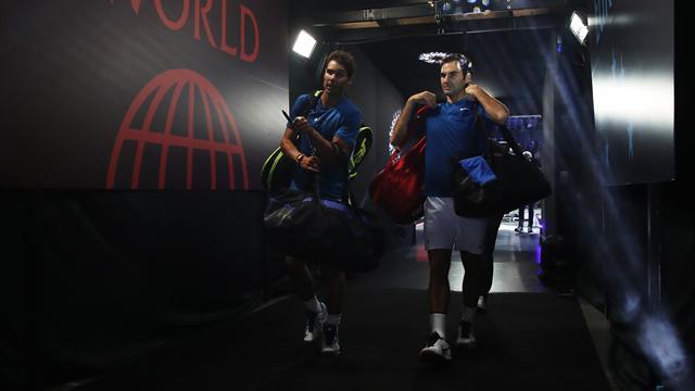 Federer ne viendra pas — Paris