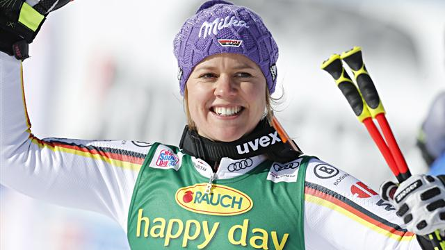 Ski Alpin: Viktoria Rebensburg im Porträt