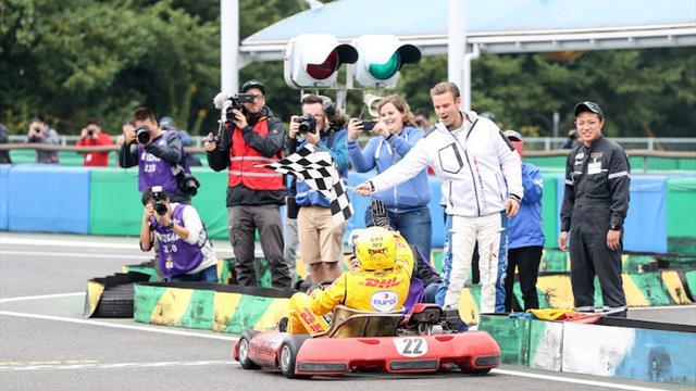 Coronel ya es un ganador del WTCC de Japón