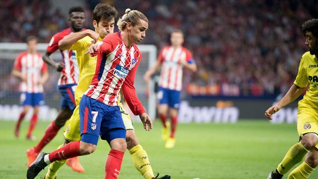 L'Atlético Madrid lâche deux points