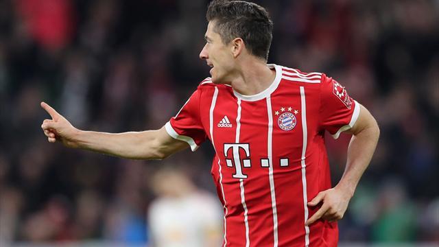 Rat an die Bayern-Bosse: So stellt sich Lewandowski seinen Backup vor