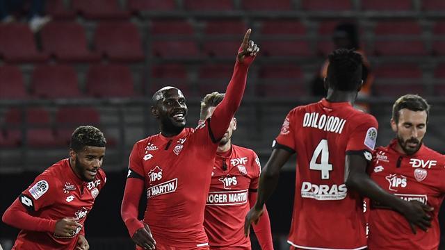 Dijon et Strasbourg sortent la tête de l'eau, Lamouchi rate sa première avec Rennes