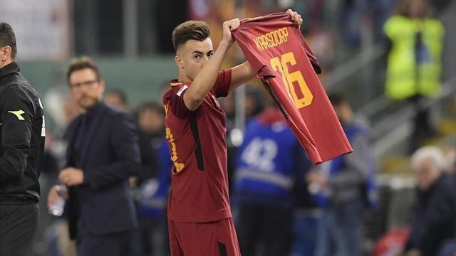 El Shaarawy e il gol alla Totti: