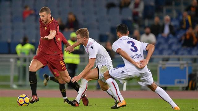 Roma, Cengiz Under fermo ai box: in allarme anche per Barcellona