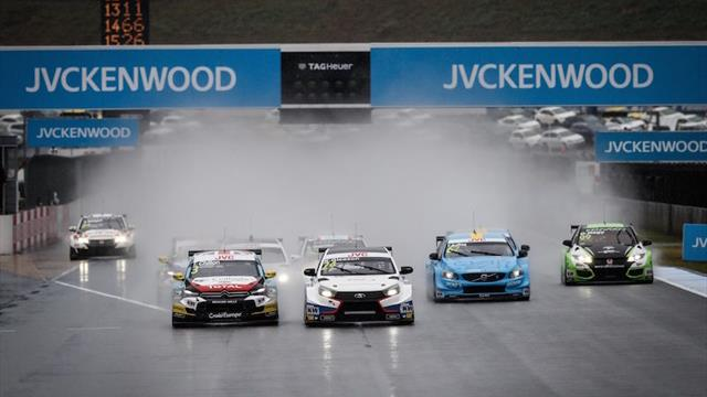 WTCC Carrera de apertura flash: Chilton domina