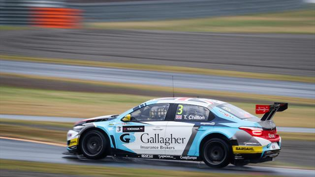 WTCC TAG Heuer Best Lap Trophy: Chilton on top