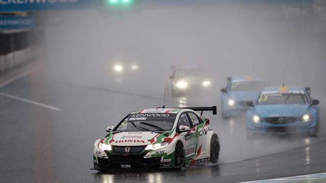 Flash WTCC Carrera Principal: victoria de Michelisz