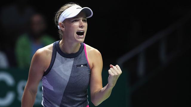 Теннисистка Возняцки объявила опомолвке сбаскетболистом Дэвидом Ли