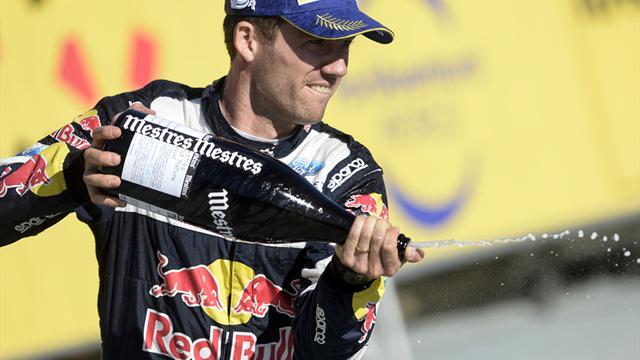 Себастьен Ожье в 5-й раз подряд стал чемпионом мира поралли