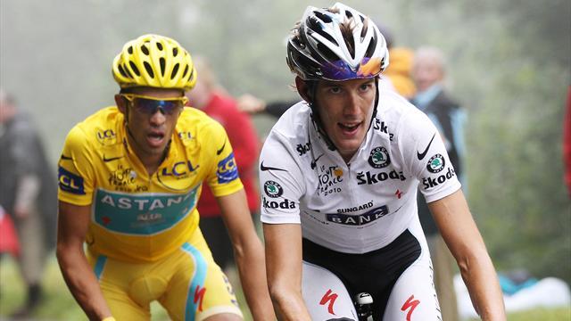 Contador en Eurosport: Su rivalidad con Andy Schleck y la verdad de su declive