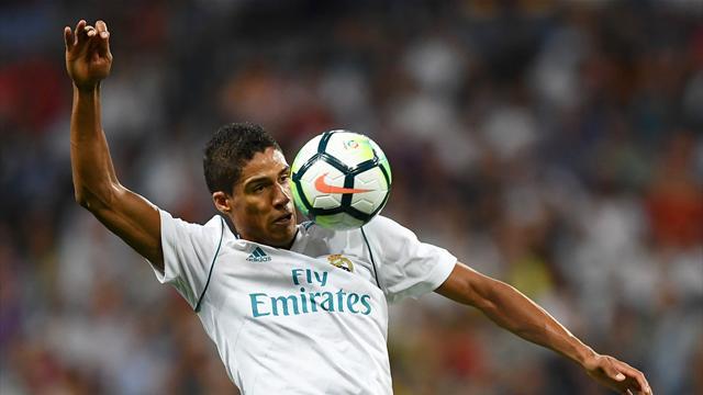 Varane sort sur blessure à Gérone, incertitude pour les Bleus