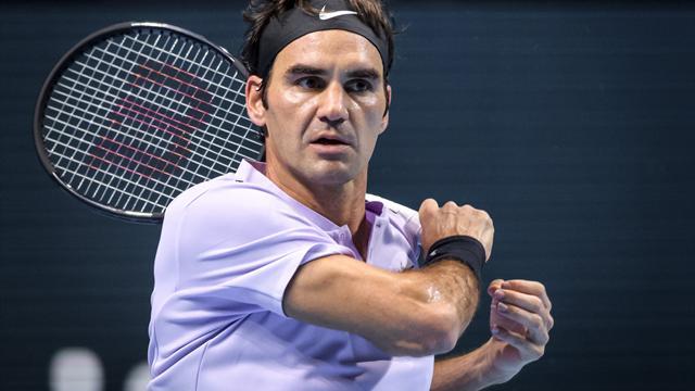 Federer préfère faire l'impasse sur Bercy